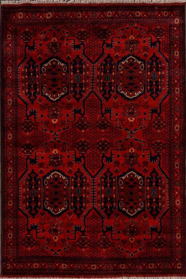 Afghan Rugs - Khal Mohommadi